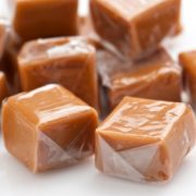 One of the worst foods for denture wearers is caramel