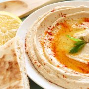 Hummus - Great for denture wearers